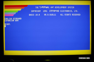 It Is A Modern Day 8 Bit Computer Compatible Enough With The C64 To Run Old ROMs And Programs While Supports Interfaces Such As SD Cards